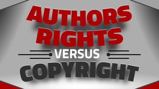 Sự khác nhau giữa bản quyền và quyền tác giả